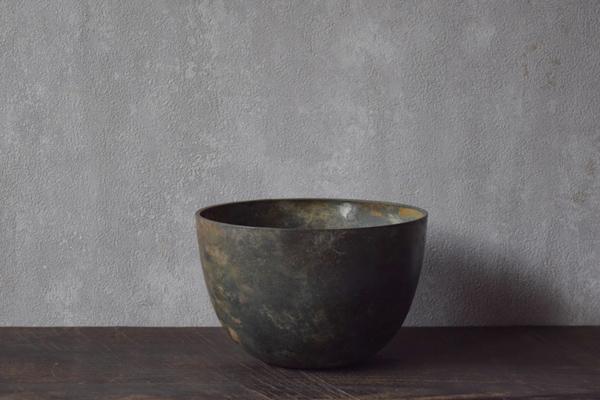 15世紀クメール王朝 金属碗